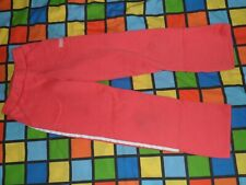 LONSDALE Pink Tracksuit Bottoms Age 7-8