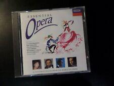 CD ALBUM - DECCA - ESSENTIAL OPERA - JOAN SUTHERLAND / MONTSERRAT CABALLE