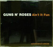 GUNS N' ROSES 'AIN'T IT FUN' 3-TRACK CD SINGLE