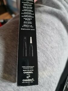 CHANEL les pinceaux  BRUSH Dual-End  brow  brush N:207