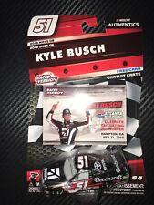 Kyle Busch Nascar Authentics 1:64 Atlanta Raced Win Truck