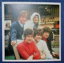 DAVE DEE, DOZY, BEAKY, MICK & TITCH   Original 1960's Colour Photo Card
