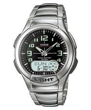 Relojes de pulsera Casio de aluminio de acero inoxidable