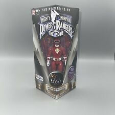 "Bandai Mighty Morphin Power Rangers The Movie Red Ranger 5"" Legacy Figure New"