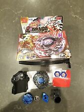 BB108 L-Drago Destroy F:S Beyblade Rare 4D Top Metal Fusion Master Launcher Toys