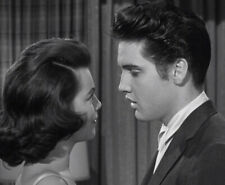 Elvis Presley and Judy Tyler UNSIGNED photograph - N3879 - Jailhouse Rock