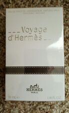 Voyage D'Hermes  AUTHENTIC Eau De Toilette Refillable Spray 35 mL / 1.18 oZ