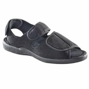 Klettsandale Diabetikerschuhe Seniorenschuhe Sommerschuhe Hausschuhe Schuhe
