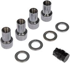 Chrome Wheel Lug Nut Lock (Dorman #711-523)