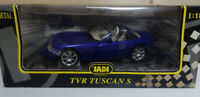 TVR Tuscan S Convertible with Hard Top 1/18 Scale JADI  # JM-98056 New in box