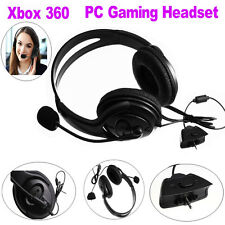 Gaming Headset Headphone with Microphone for Microsoft Xbox 360 / Xbox 360 Slim
