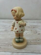 "1992 Enesco Memories of Yesterday ""Will You Be Mine?"" 522694"