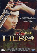 Hero edizione 2 dvd STEELBOOK