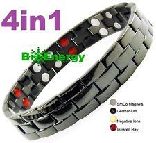 Magnetic Magnet Armband Power Bracelet Health Bio 4in1 Balance Germanium Bio