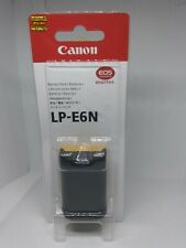 OEM Canon LP-E6N Lithium Ion 7.2 Volts 1865 mAh Battery Pack USA SELLER NEW