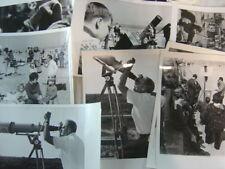 Unusual Vintage Photos Camera Telescope Nerds Wait for 1979 Solar Eclipse 821011