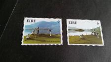 IRELAND 1975 SG 373-374 9TH AMATEUR GOLF TEAM MNH