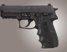 Hogue Sig Sauer P228/P229 Grip Rubber Wrap Around W/Finger Grooves-Black-28000