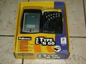 Fellowes PDA Type 'N Go New in Box Unused For Palm V