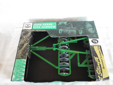 SCALE MODELS ERTL 1/8 JOHN DEERE DISK DISC HARROW FARM TOY IMPLEMENT