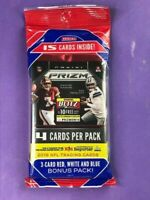 2019 NFL Panini Prizm Cello Pack Red White And Blue Prizm Chase DK & Kyler RCs🔥