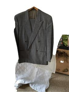 "Men's Corneliani Suit Chest 38"" Waist 32"" Used"