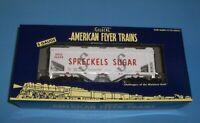 American Flyer 2013 RMD TCA Sprekels Sugar Hopper #6-48299 NIB