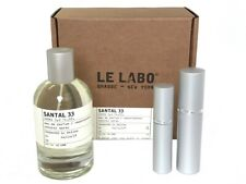 Le Labo Santal 33 EDP (Samples 6 ml, 10 ml or 30 ml) Free Shipping in the USA