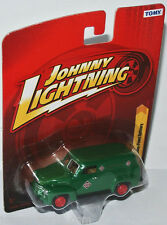 "Forever 64 R20 - 1950 CHEVY PANEL DELIVERY "" R.E.A. "" 1:64 Johnny Lightning"
