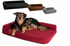 Bed Sofa Kennel For Dogs and Cats in Memory Foam Orthopedic-orthobed