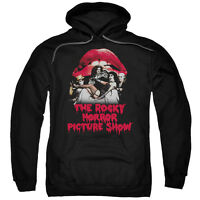 Rocky Horror Picture Show CASTING THRONE Poster Adult Sweatshirt Hoodie