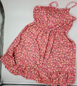 LILT GIRLS PINK FLORAL SUNDRESS SIZE 4T