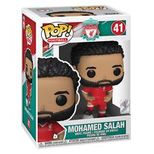 Funko MOHAMED SALAH POP Liverpool FC Football Vinyl Figure 41