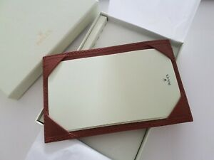 Rolex Notepad Card Holder New In Box