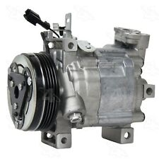 A/C Compressor with Clutch Four Seasons 98485 For Subaru Forester Impreza