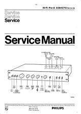 Service Manual-Anleitung für Philips 22 AH 270