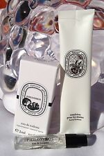 **New Diptyque Philosykos Eau de toilette spray sample 2ml**+ Hand Lotion 5ml