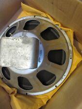 15 inch 16-ohm Marsland speaker, used. Fully functional