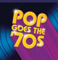 Pop Goes the 70s Box Various Artist 10 CD Time Life New sealed USA Made/shipped