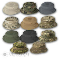 HELIKON ARMY CPU TACTICAL BOONIE BUSH HAT CAMO MILITARY SUN SHORT BRIM