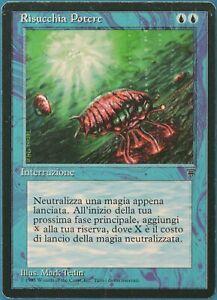 Mana Drain Legends (ITALIAN) HEAVILY PLD Blue Uncommon CARD (242884) ABUGames