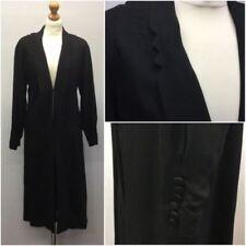 Cappotti e giacche da donna formale lunghezza lunghezza al ginocchio in misto lana
