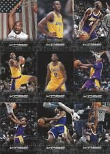 2012-13 Upper Deck Antology Kobe Bryant you pick 3-195