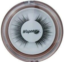 SPECIAL medium length false eyelashes in rose gold Eyelash Case 100% Silk UK NEW