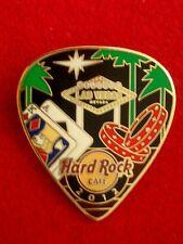 HRC Hard Rock Cafe Las Vegas Postcard Pick Series 2012 LE300