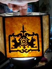 Vintage Mica Lamp Shade
