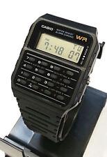 CASIO VINTAGE Style Calculator Watch CA53W-1 Classic CA53W