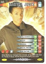 BEING CLONED DR WHO DEVASTATOR CARD 944 MARTHA JONES