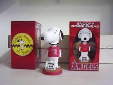 Knott's Berry Farm CAMP SNOOPY Peanuts Angels Mascot 2010 Bobble Bobblehead SGA