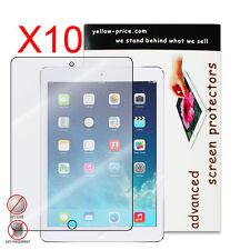 10pcs iPad Air 1 2 iPad Pro 9.7inch High Definition Anti-glare Screen Protector